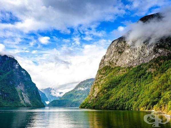 Согнефьор, Норвегия