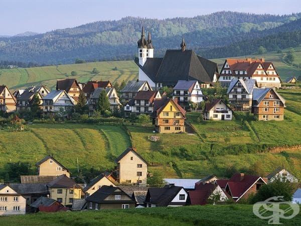 Татри, Полша