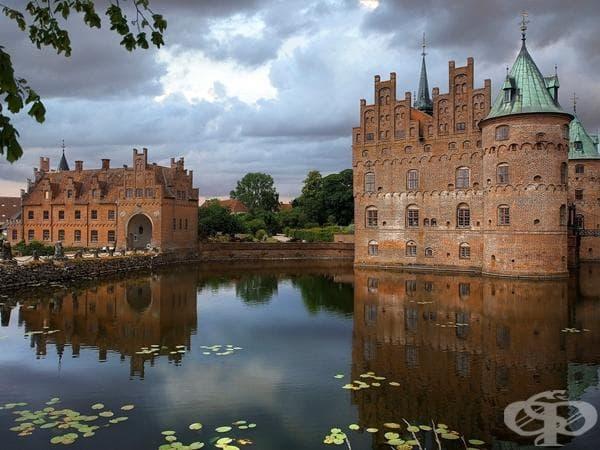 Замъкът Егесков, Дания