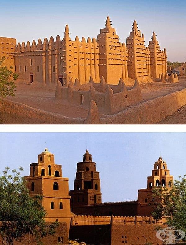Судано-сахелски архитектурен стил