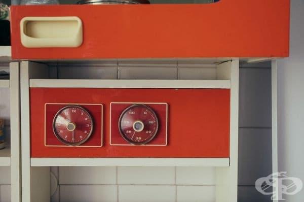 Това например са високотехнологични кухненски уреди от 1986 година.