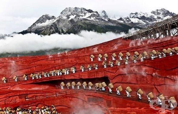 Юнан, Китай.