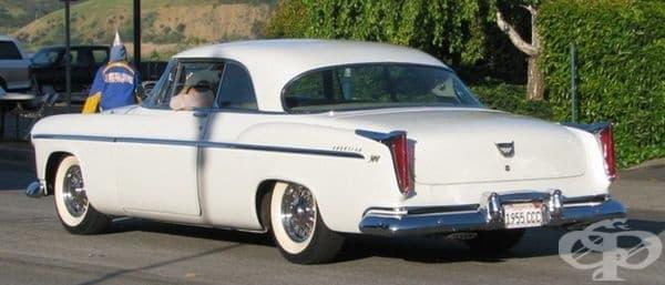 1955 Chrysler C-300.