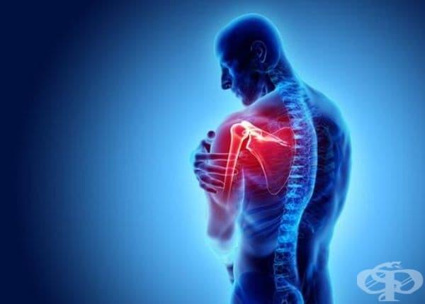 """Болки в рамото. Болката в рамото обикновено е знак, че изпитвате някаква емоционална тежест. Отървете се от това """"бреме"""" и напрежението в мускулите ще премине само."""
