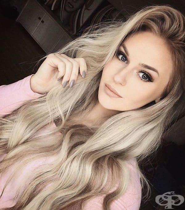 Швеция. Дамите са известни със своите руса коса, сини очи и изразителни скули. Те отлично знаят как да подчертаят красотата си. Използват опушен грим за очите и нюанси на червилата, които са възможно най-близо до естествения цвят на устните.