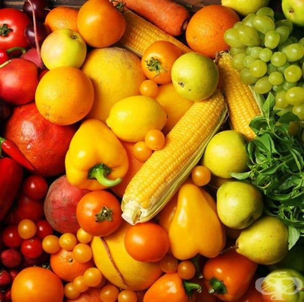 Плодове и зеленчуци със съдържание на голямо количество вода не са препоръчителни за съхранение във фризер. При размразяване те се превръщат в безвкусна и неприятна каша.