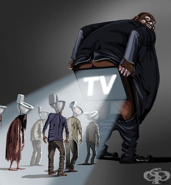 15 илюстрации разкриват истината за модерното общество