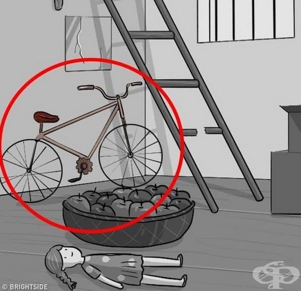 Велосипед. Той представлява вашето вътрешно равновесие и желание да изследвате нещо ново, стремеж към нови ценности и промяна.