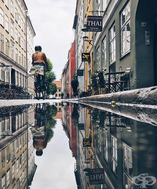 Копенхаген, Дания.