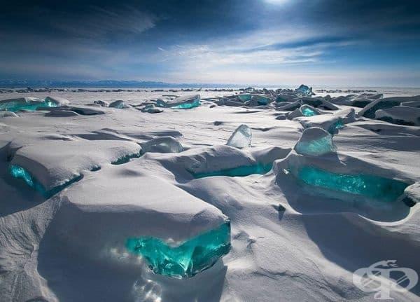 Езеро Байкал, Русия.