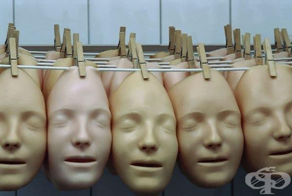 През 60-те г. на миналия век Асмунд Лердал получава поръчка от австрийския лекар Питър Сафар, пионер в кардиопулмонарната първа помощ, да направи манекен за обучение. Той създава женска кукла, която оформя с посмъртната маска на Неизвестната от Сена.
