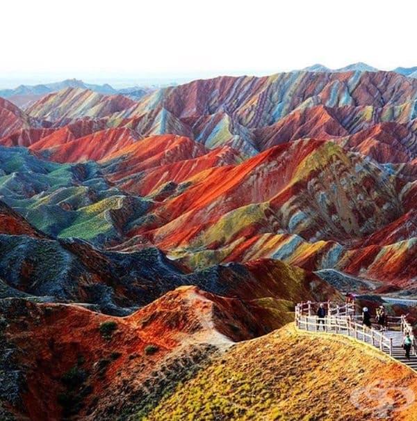 Провинция Гансу, Китай