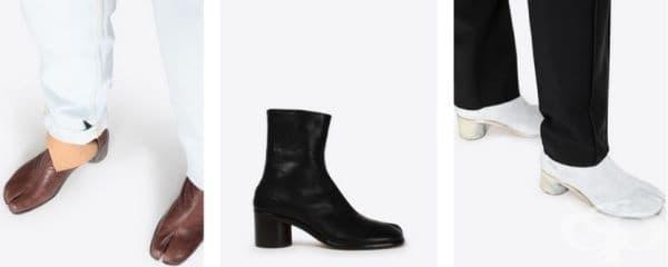 Обувки във формата на копита са новия тренд в модния свят