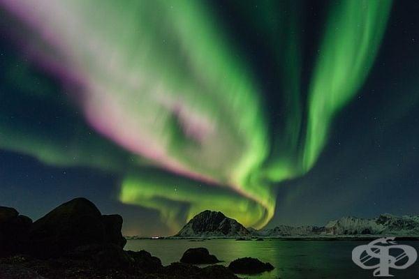 Северното сияние може да ви отведе в света на вълшебствата и приказките.