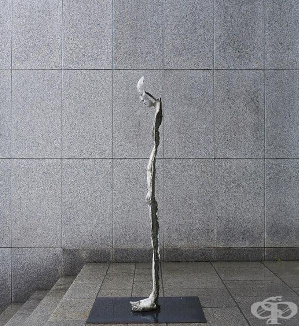 """""""Задънената улица"""" (Южна Корея): Удивителните скулптури на 26-годишния художник Парк Ки Пюнг са символ на вътрешната борба със самия себе си."""