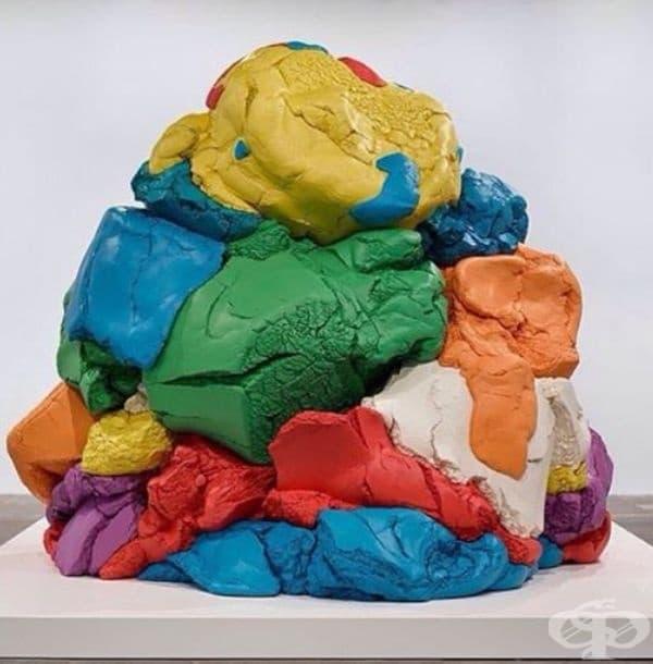 Джеф Кунс - Игра с пластелин, 1994-2014