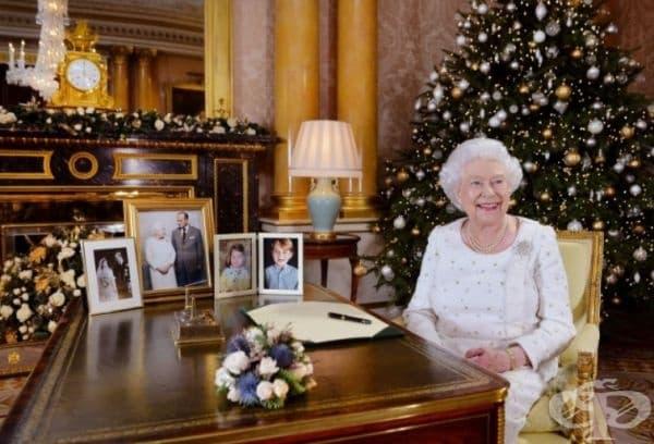 Телеграма от кралицата на Великобритания. От 1917 г. всеки жител, отпразнувал 100-годишен юбилей, получава телеграма от британския монарх.