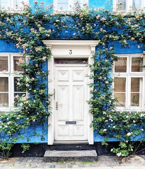 25 снимки на едни от най-красивите входни врати в Лондон