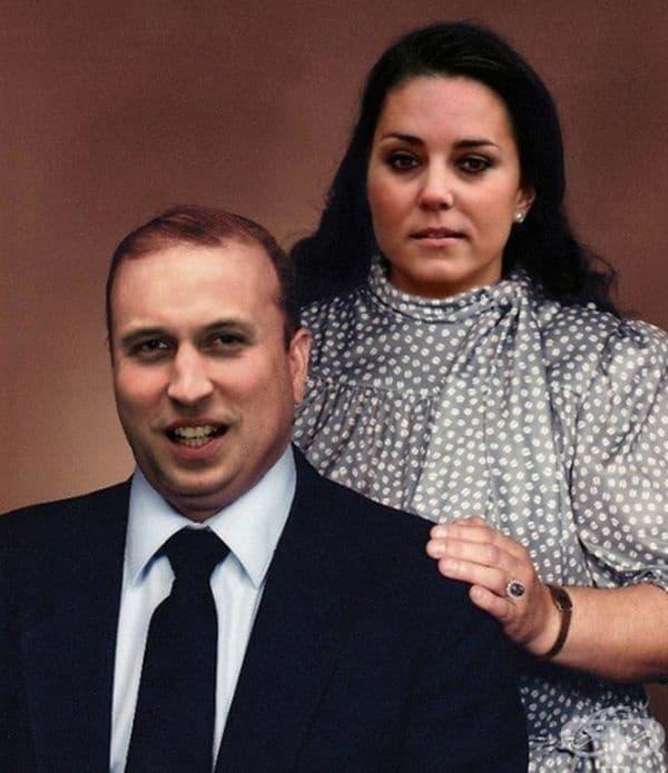 Уилям и Кейт Мидълтън