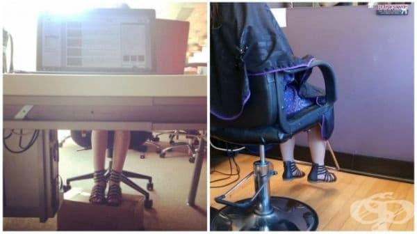 Всеки стол е весела въртележка.