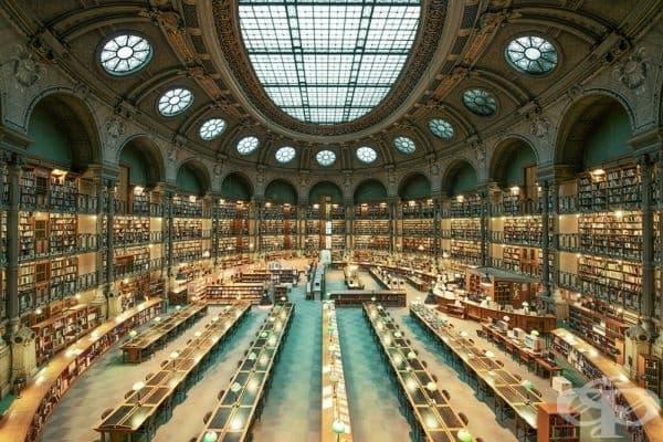 Националната библиотка на Франция, Париж.