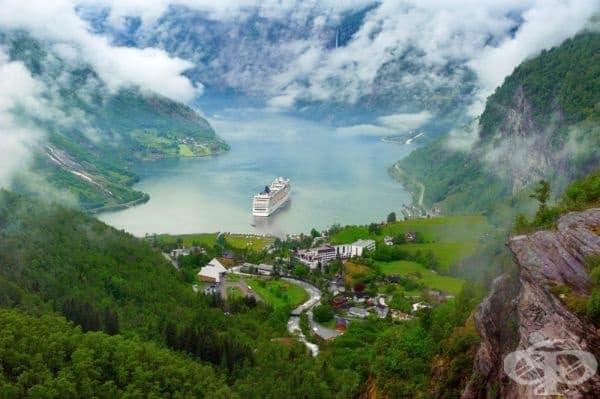 Норвежки фиорди.
