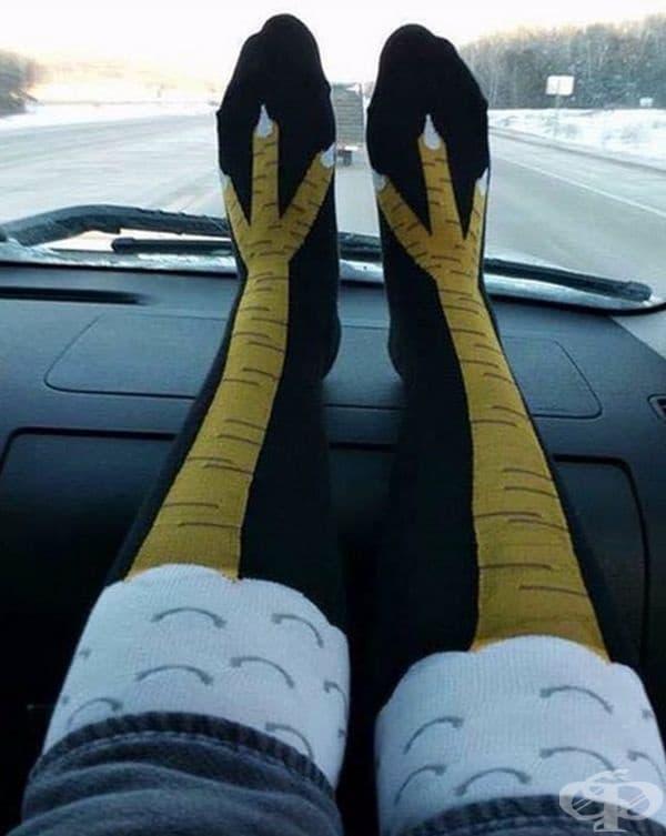 Когато желаете да подчертаете краката си.