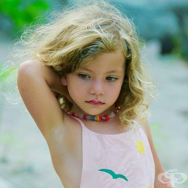 Феникс Емануел Сурсок-Макюан, дъщеря на Таммин Сурсок.