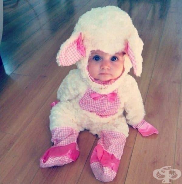 10 сладки дечица в костюми на животни