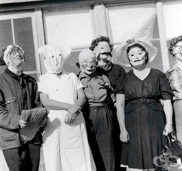 Преди години маската е била достатъчна, за да се преобразиш за празника.