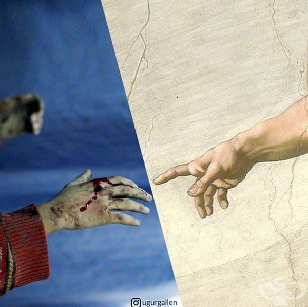 15 сърцераздирателни снимки, контрастиращи двата свята, в които живеем
