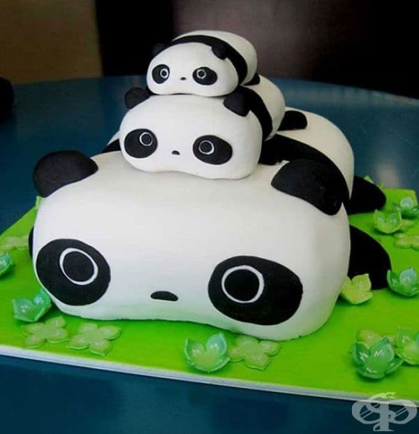 """Торта """"Панди""""."""