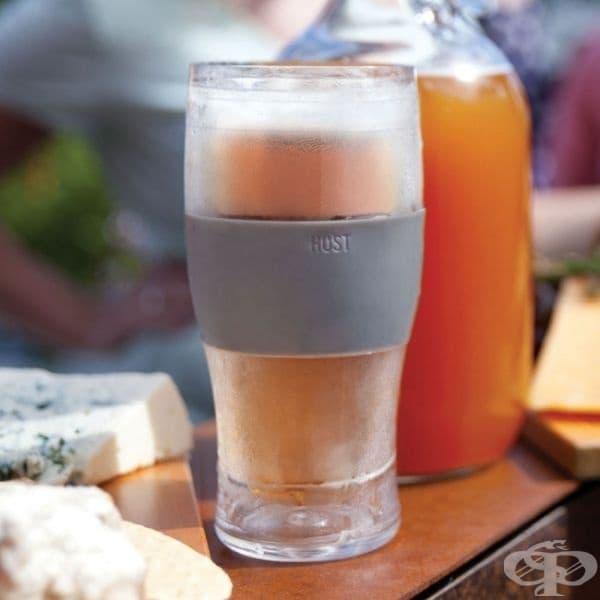 Чаша за охлаждане на напитки.