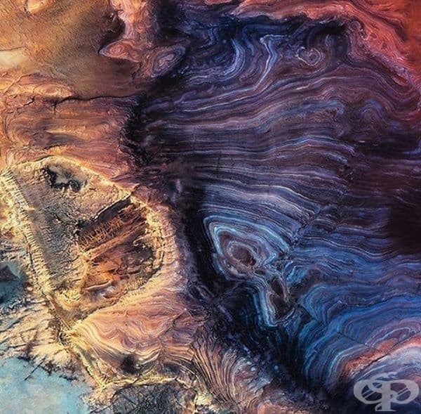 Пустиня Сахара, Алжир.