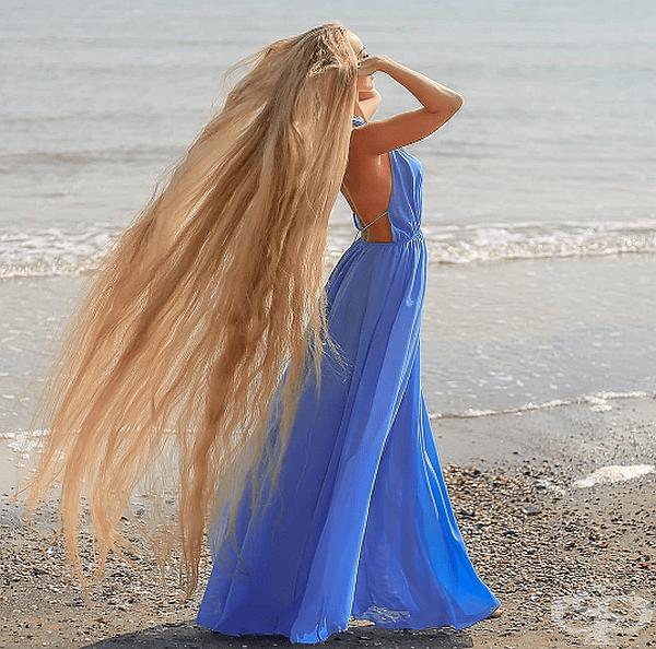 Според мнозина подобна коса е нереална в съвременния живот.