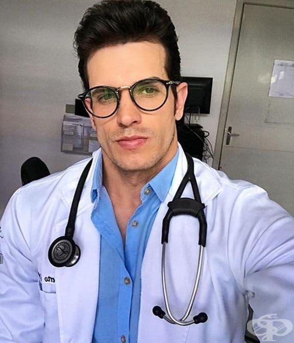 С такива лекари няма да е трудно да се ходи до болницата.
