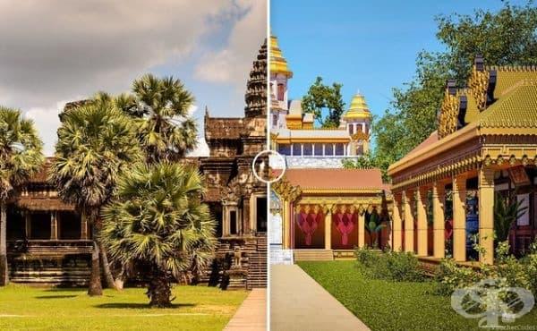 Ангкор Ват (Сием Реап, Камбоджа)