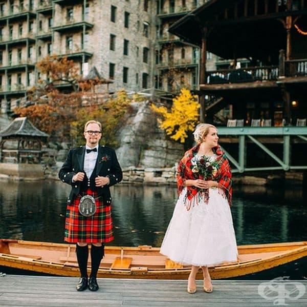 Шотландска сватба