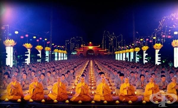 Денят на Буда, Виетнам.