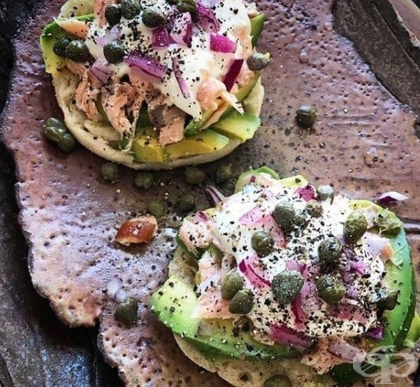 В дневното й меню задължително присъстват месо, авокадо и риба.