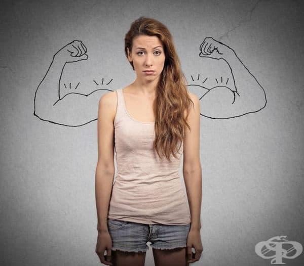 Мускулна слабост. Липсата на витамин В12 причинява не само обща умора, но и слабост в мускулите, летаргия, мързел.