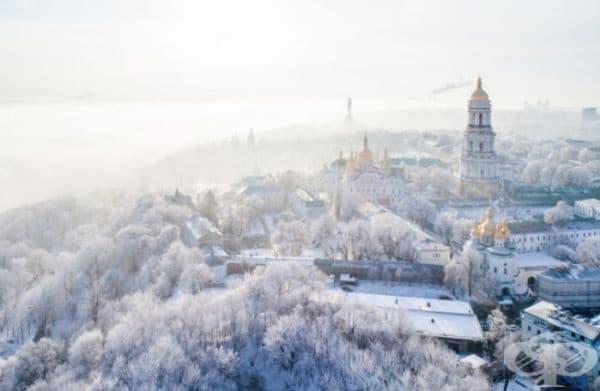 Бял декември, Украйна.