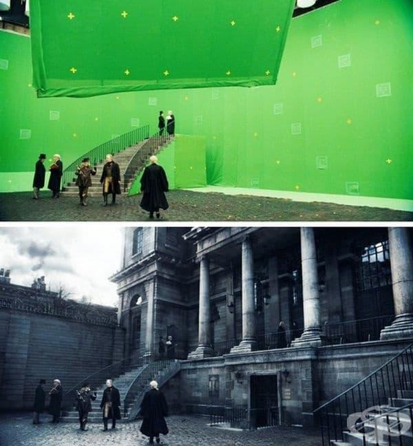 Как биха изглеждали филмите без специални ефекти?