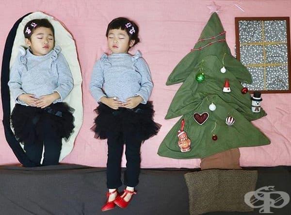 Да имаш близнак е като да се оглеждаш в огледалото!