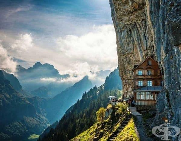?scher Cliff, Швейцария