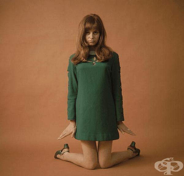 Удобството на пуловер и удобството на рокля ...