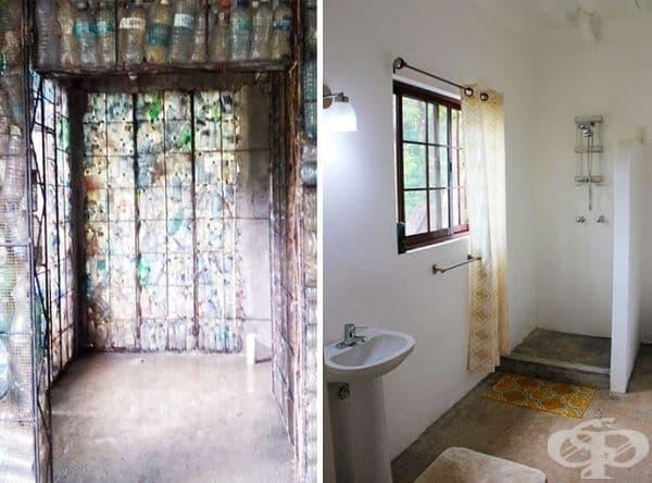 Домовете са устойчиви на земетресения и поддържат хладни помещенията. Къщите не се нуждаят от климатик, а жителите на топлото селище намират начин за разхлаждане.