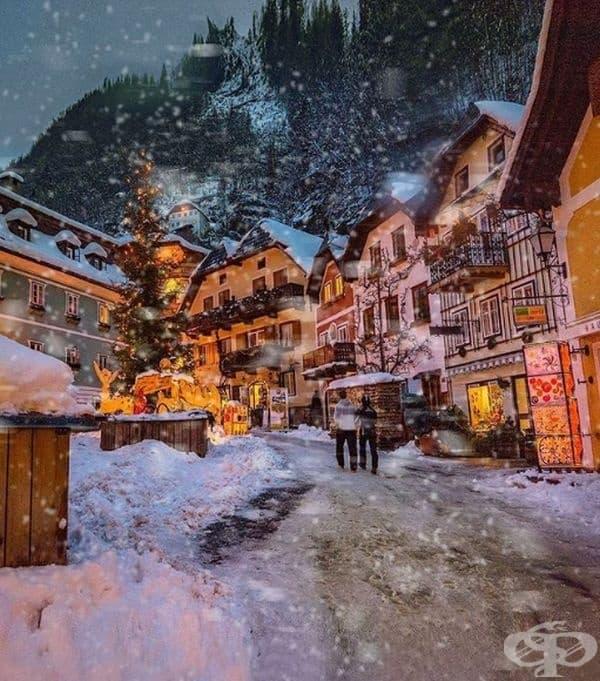 Халщат, Австрия.