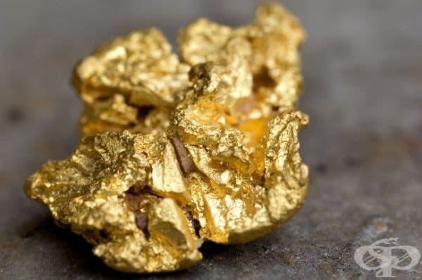 В световните океани има около 200 пъти повече злато, отколкото в цялата човешка история.