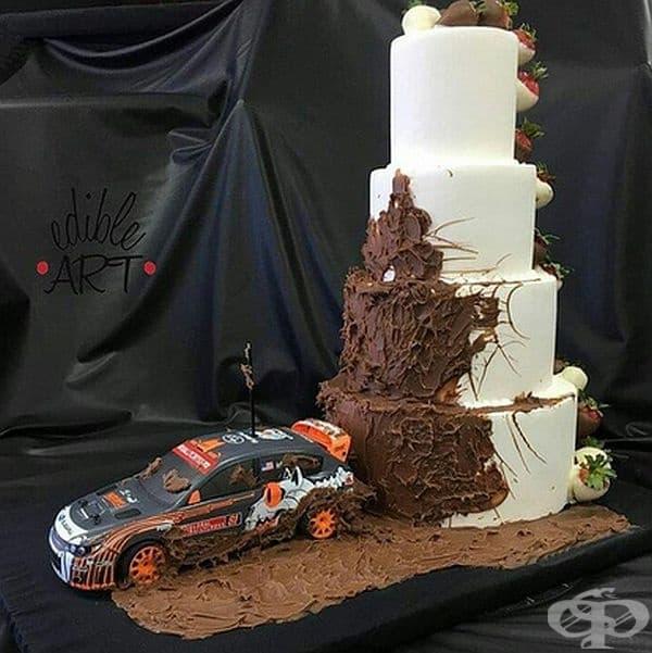 Рали-торта.